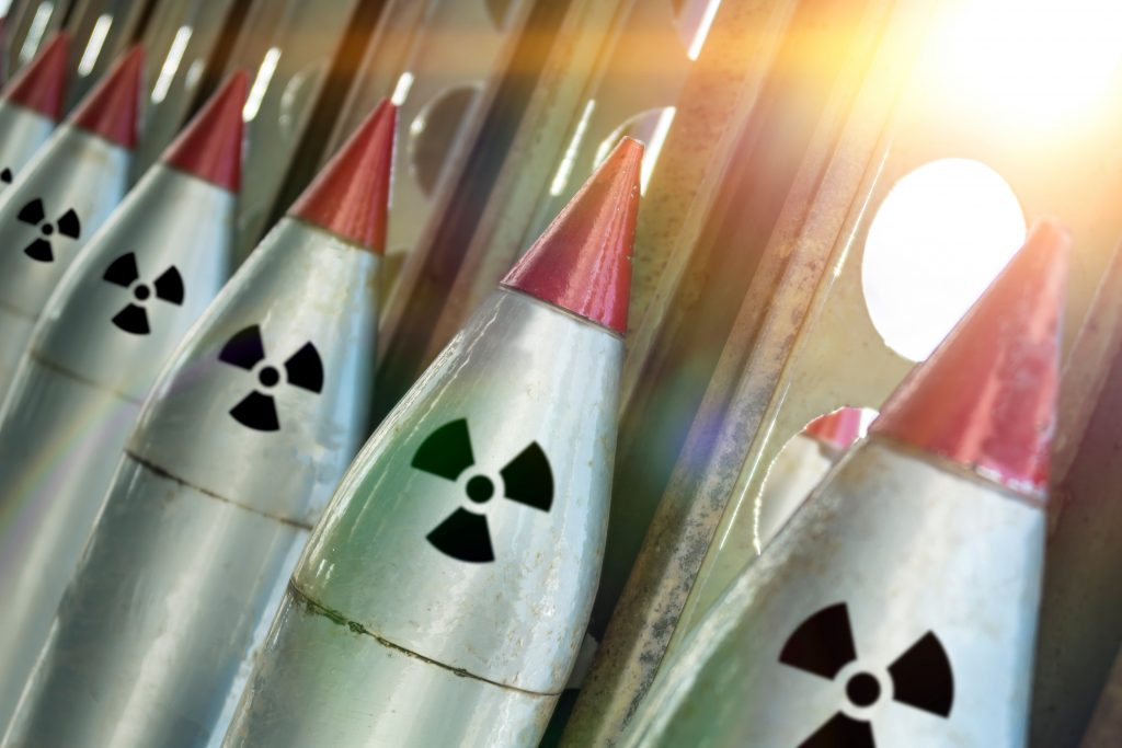Take Action: Contact your local MP about the UN Nuclear Ban Treaty